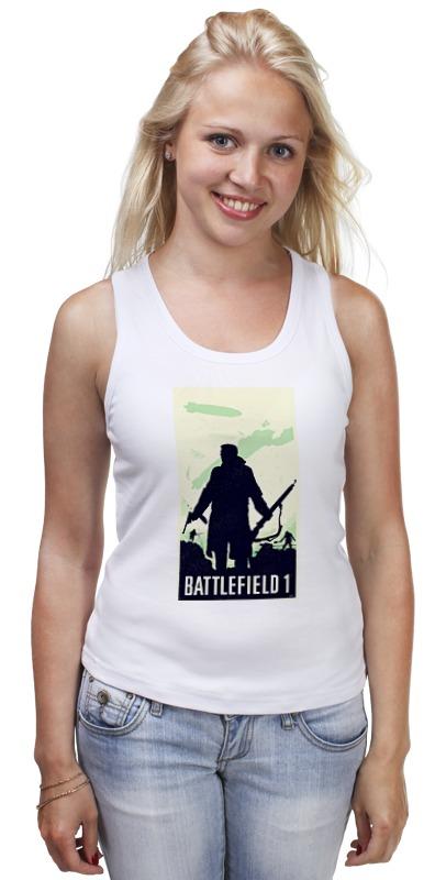 Майка классическая Printio Battlefield 1 детский дартс battlefield soft 7 2cm