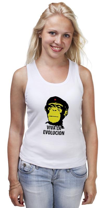 Майка классическая Printio Viva la evolution майка классическая printio viva la evolution
