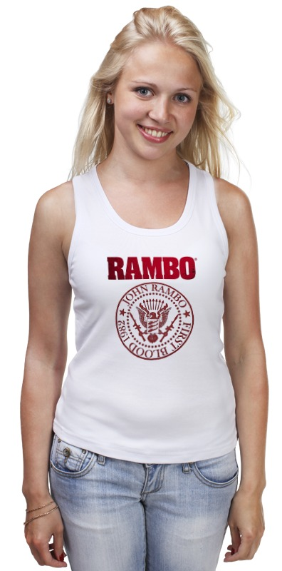 Майка классическая Printio Rambo кружка printio rambo
