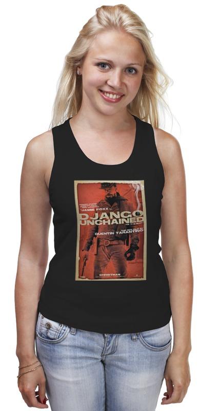 Майка классическая Printio Django unchained - jame foxx футболка классическая printio django unchained di caprio
