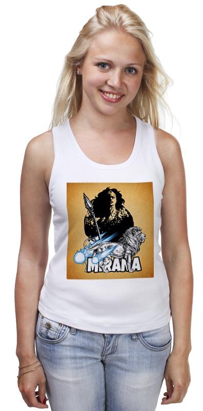 Майка классическая Printio Dota 2 mirana майка классическая printio классическая футболка dota 2