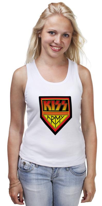 Майка классическая Printio Kiss army симфоническое рок шоу rockestralive