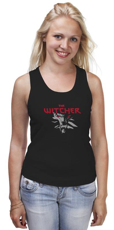 где купить Майка классическая Printio The witcher 3 по лучшей цене