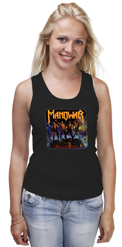 Майка классическая Printio Manowar band
