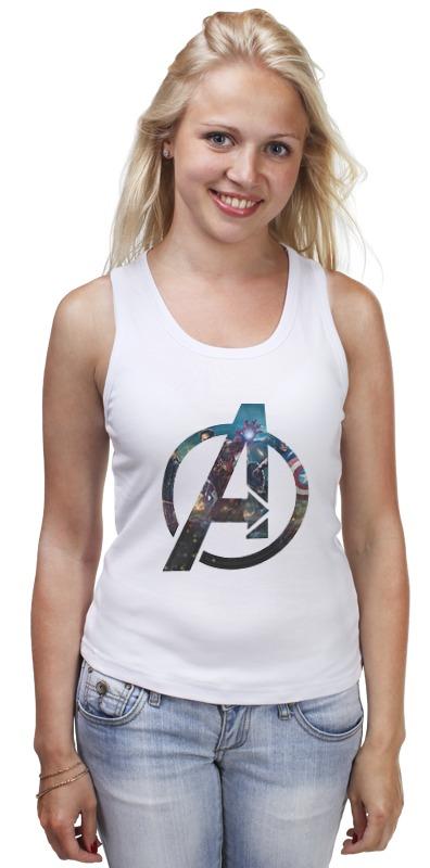 Майка классическая Printio Avengers майка классическая printio стильная майка brony