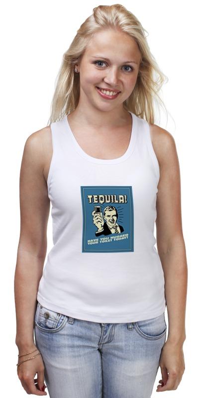Майка классическая Printio Tequila