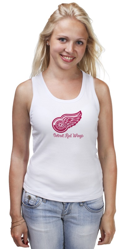 Майка классическая Printio Detroit red wings eurofit detroit iwm