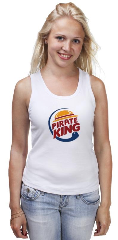 Майка классическая Printio Король пиратов (соломенная шляпа) шляпы krife шляпа