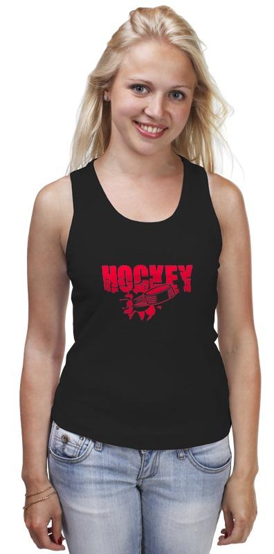 Майка классическая Printio Хоккей билеты на хоккей авангард онлайн