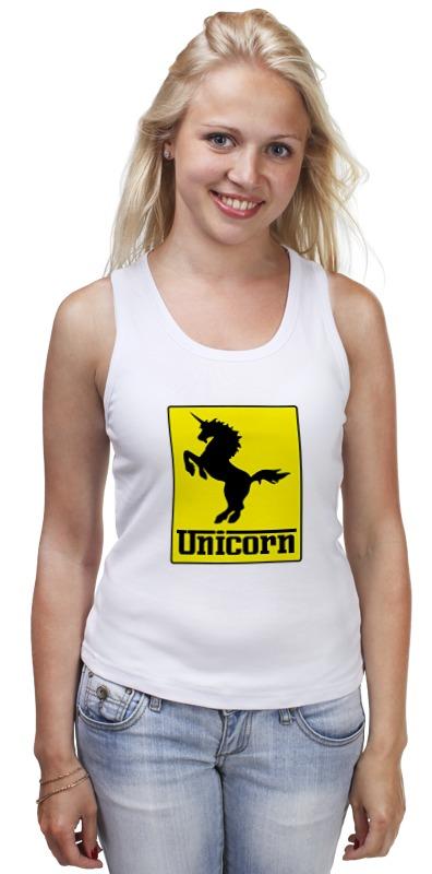 Майка классическая Printio Unicorn x ferrari детская футболка классическая унисекс printio unicorn x ferrari