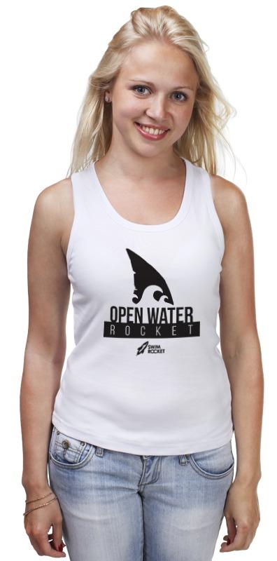 Майка классическая Printio Open water rocket майка классическая printio open water rocket