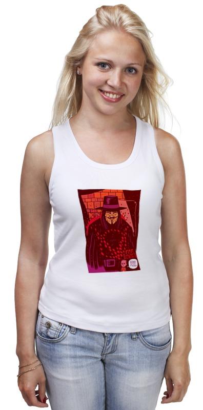 Майка классическая Printio Вендета футболка wearcraft premium printio вендета