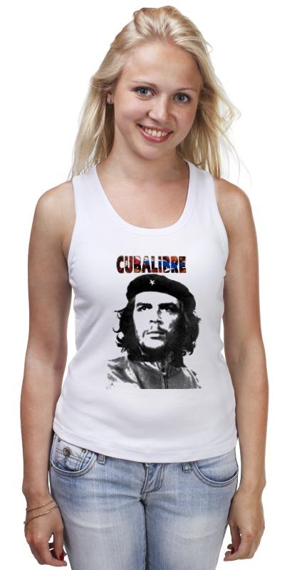 Майка классическая Printio Cuba libre, hasta la. victoria siempre! цена и фото