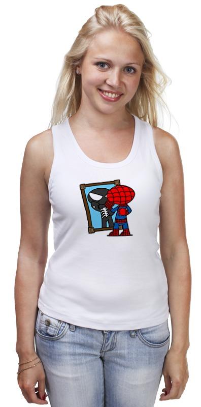 Майка классическая Printio Человек паук