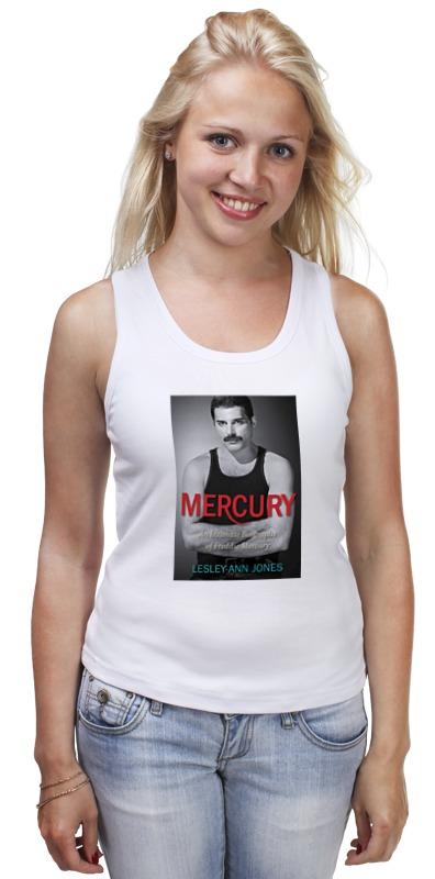 Майка классическая Freddie Mercury