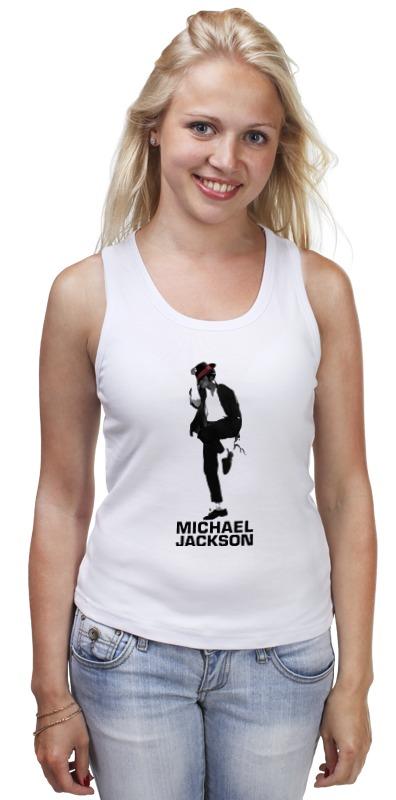 Майка классическая Printio Michael jackson майка борцовка print bar michael jackson