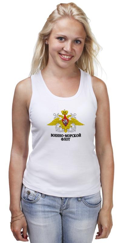 Майка классическая Printio Военно-морской флот