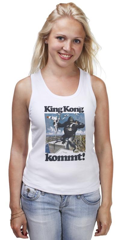 Майка классическая Printio King kong лонгслив printio king kong