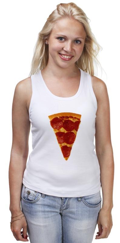 Майка классическая Printio Pizza майка print bar flash pizza