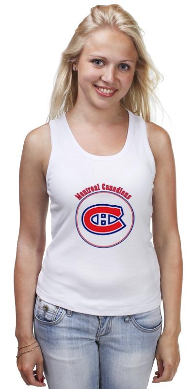 Майка классическая Printio Montreal canadiens цена и фото