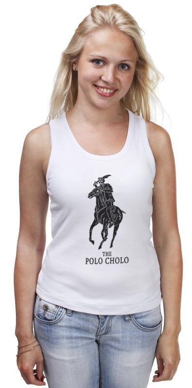 Майка классическая Printio The polo майка классическая printio the neon demon