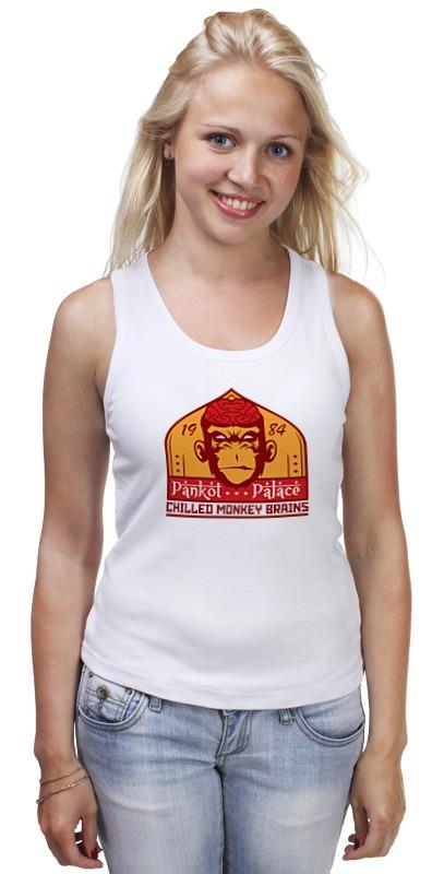 Майка классическая Printio Обезьяна майка классическая printio обезьяна
