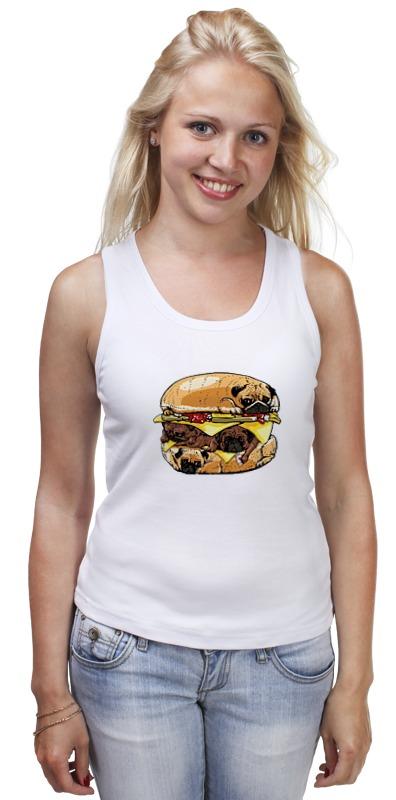 Майка классическая Printio Sandwich dog hong kong popular industrial sandwich toaster price