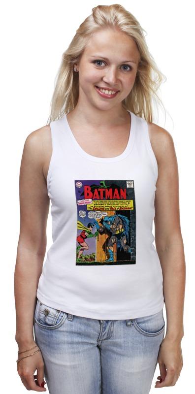Майка классическая Printio Batman майка классическая printio fat batman