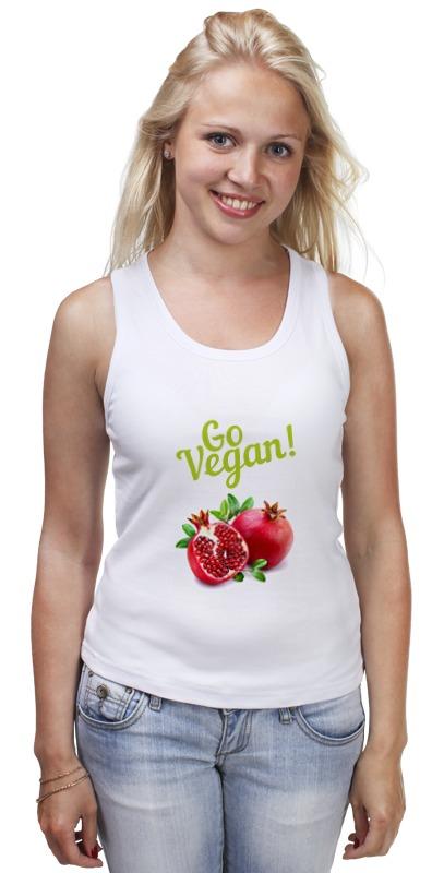 цена на Printio Go vegan!