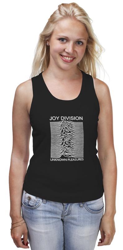 Майка классическая Printio Joy division юбка в складку printio joy division