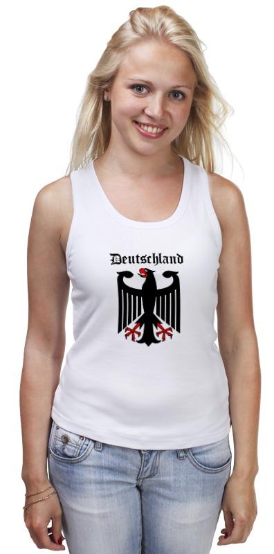 Майка классическая Printio Германия майка классическая printio с пробегом по германии