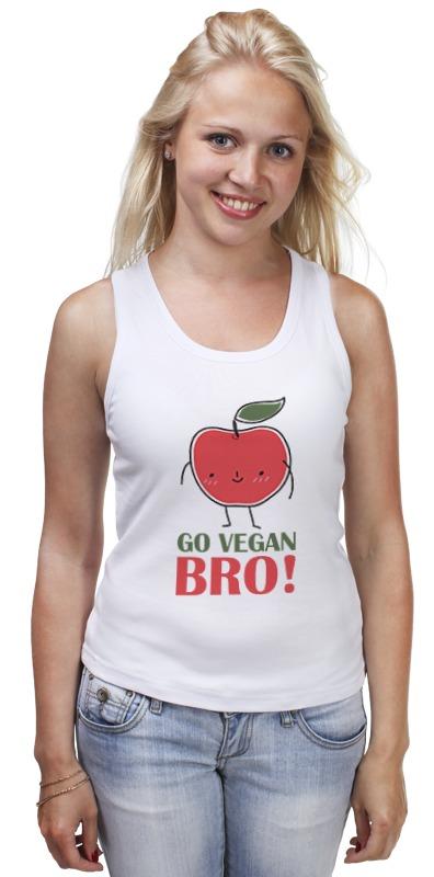 Printio Go vegan bro! сумка printio go vegan bro