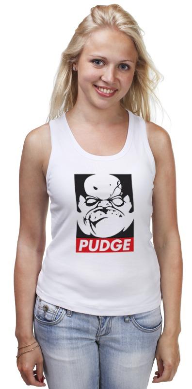 Майка классическая Printio Dota 2 - pudge детская футболка классическая унисекс printio dota 2 pudge