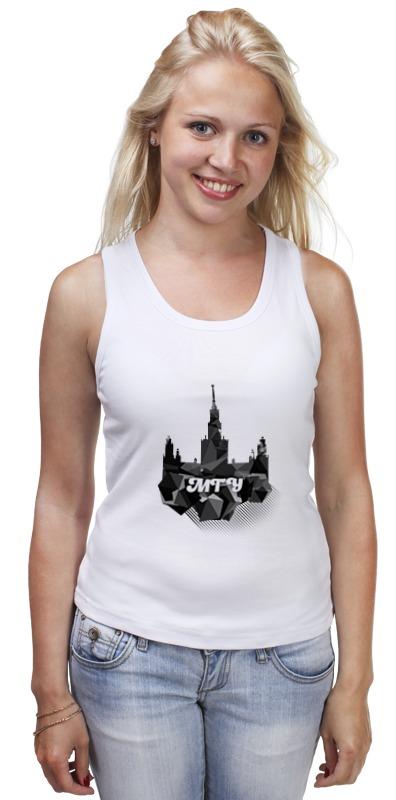 Майка классическая Printio Мгунив футболка wearcraft premium printio мгунив