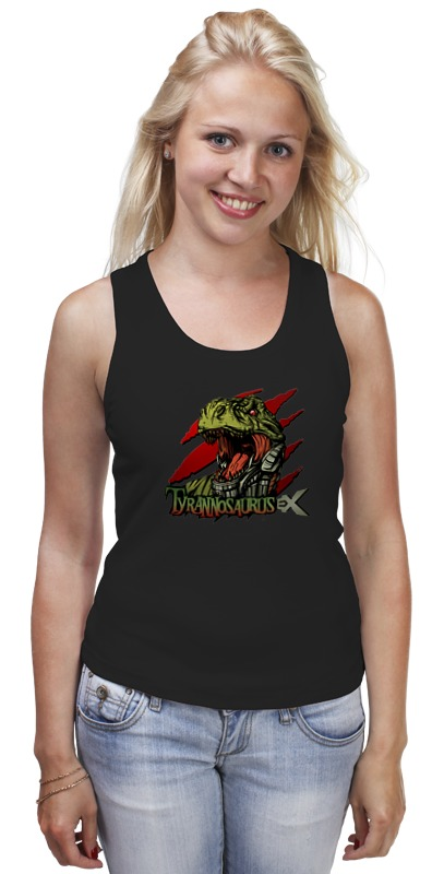 Майка классическая Printio Тираннозавр футболка классическая printio тираннозавр