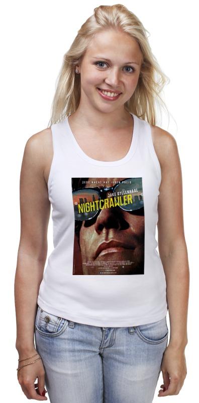 Майка классическая Printio Стрингер / nightcrawler chris claremont marguerite bennett nightcrawler volume 2 reborn