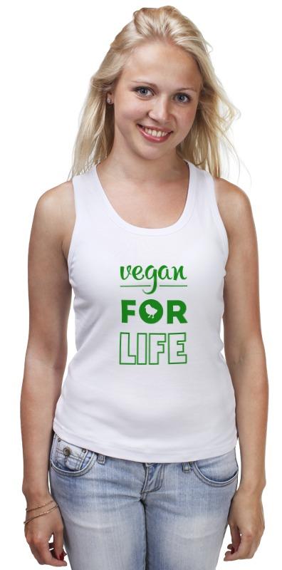 Фото - Printio Vegan for life майка классическая printio vegan life