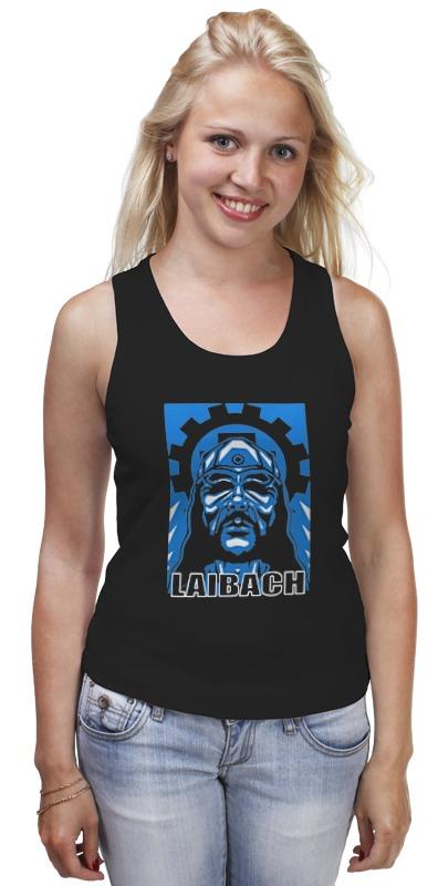 Майка классическая Printio Laibach / milan fras футболка классическая printio laibach drummer boy