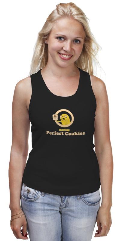 Майка классическая Printio Jake cookies cookies