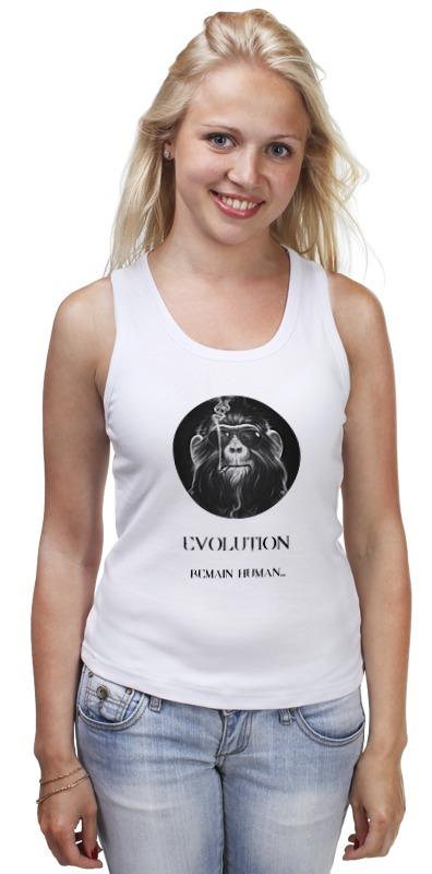 Майка классическая Printio Evolution (1) майка борцовка print bar evolution family