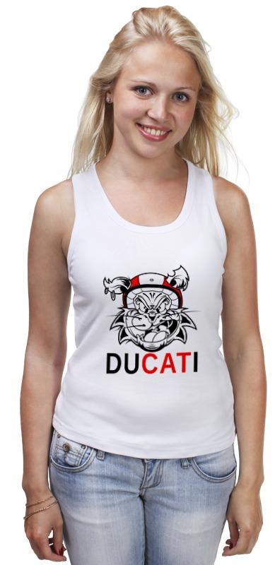 Майка классическая Printio Ducati