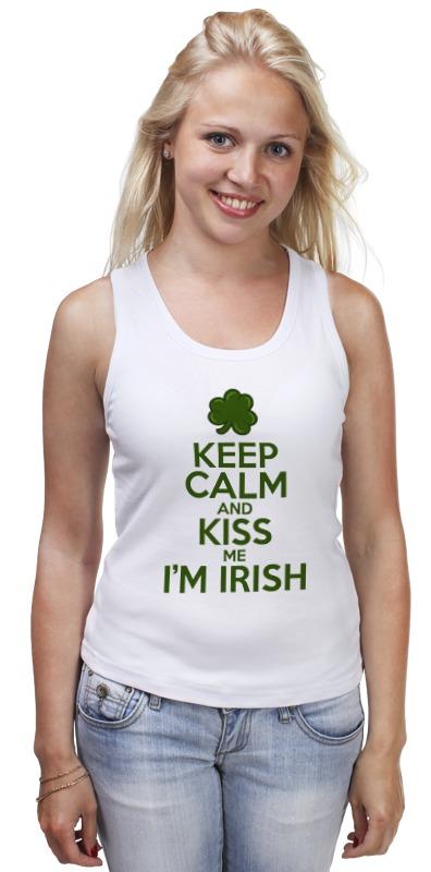 Майка классическая Printio Поцелуй ирландца о райли к искушение ирландца isbn 9785170903313