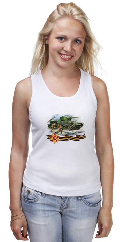 Printio Танк и пехота детская футболка классическая унисекс printio танк и пехота