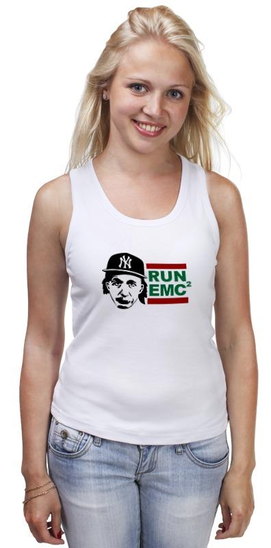 Майка классическая Printio Run emc
