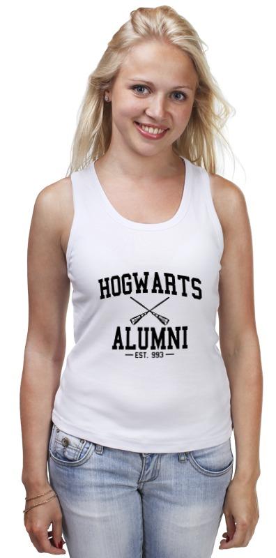 Майка классическая Printio Hogwarts alumni retro harry potter hogwarts hog wax seal stamp copper head diy scrapbooking vintage sealing wedding envelop gift seal
