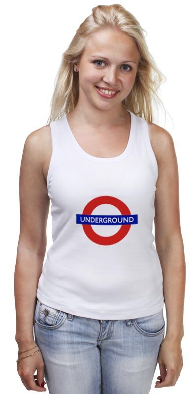 Майка классическая Printio Underground сумка printio underground