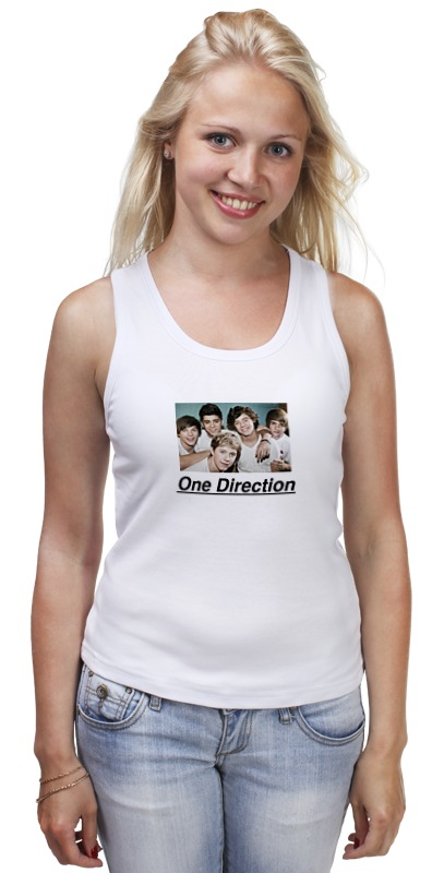 Майка классическая Printio One direction one direction we love one direction