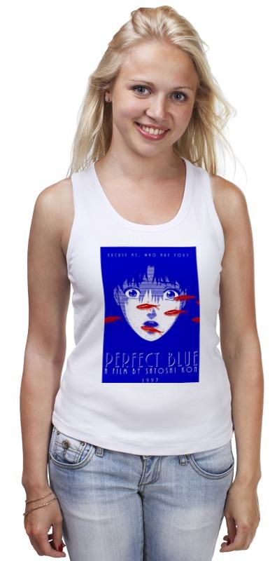 Майка классическая Printio Истинная грусть / идеальная грусть / perfect blue что такое грусть