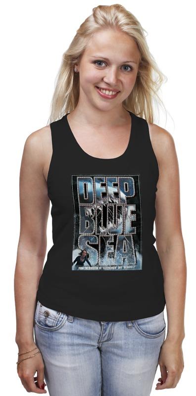 Майка классическая Printio Глубокое синее море цена и фото