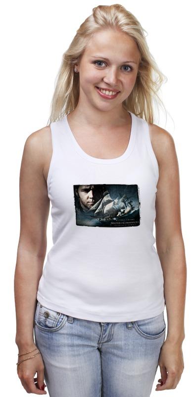 Майка классическая Printio Хозяин морей футболка для беременных printio хозяин морей